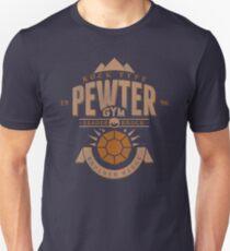 Pewter Gym Unisex T-Shirt