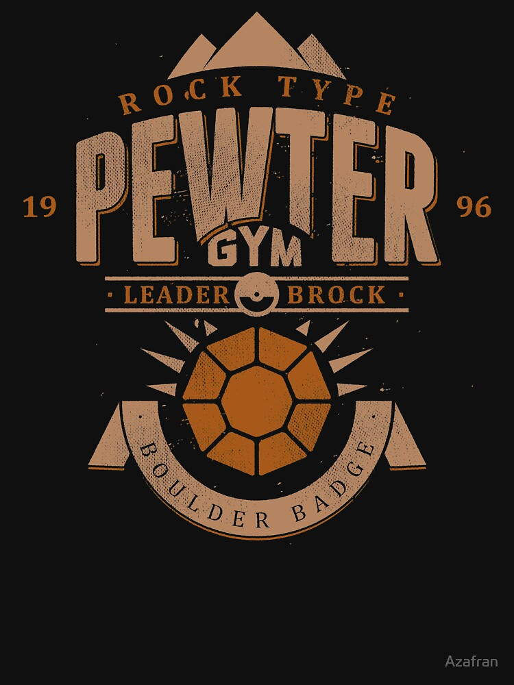 Pewter Gym by Azafran