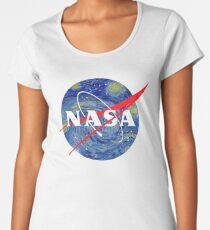 Nasa Women's Premium T-Shirt