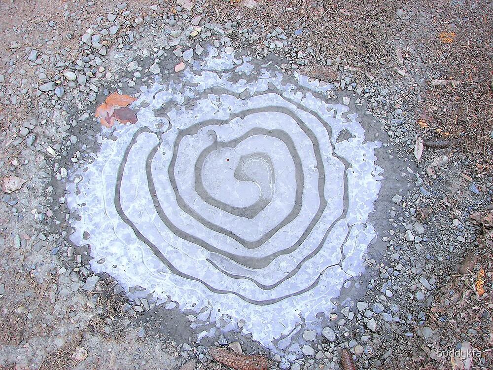Iced Spirals by buddykfa