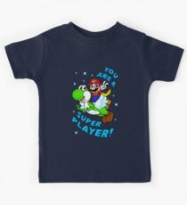 You Are A Super Player! Kids Clothes