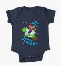 You Are A Super Player! One Piece - Short Sleeve