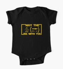May the Equation be with you One Piece - Short Sleeve
