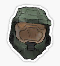 Master Chief Sticker