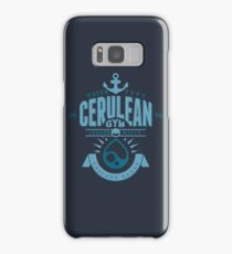 Cerulean Gym Samsung Galaxy Case/Skin