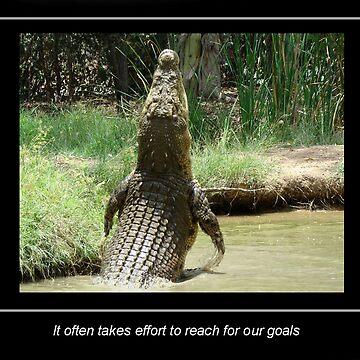 It takes effort by jade77green