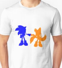 Sonic and Tails - Unbreakable Brothers  Unisex T-Shirt