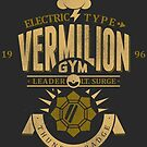Vermilion Gym by Azafran