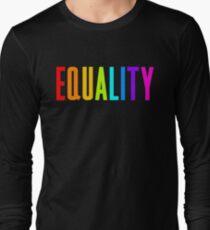 EQUALITY RAINBOW GAY  T-Shirt