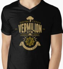 Vermilion Gym Men's V-Neck T-Shirt