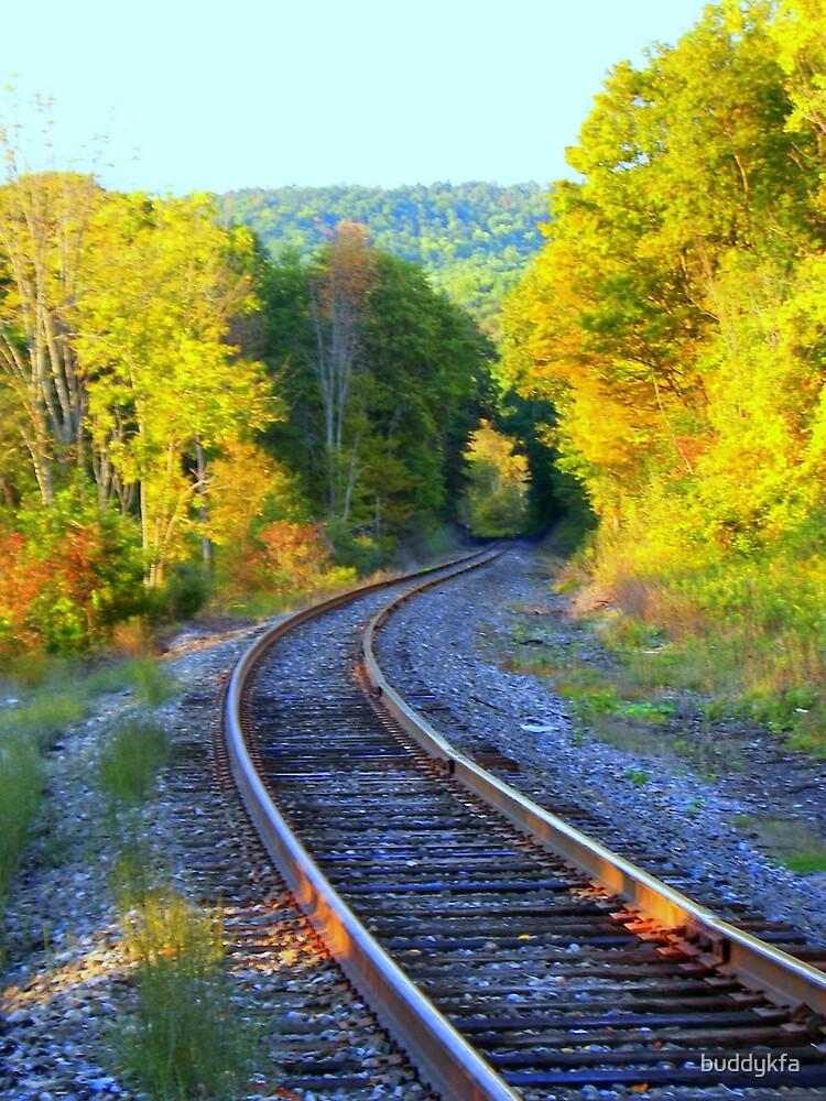 Train to Nowhere by buddykfa