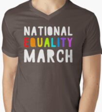 NATIONAL EQUALITY MARCH T-Shirt