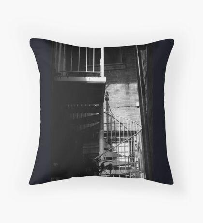 urbspce6 (day&night) Throw Pillow