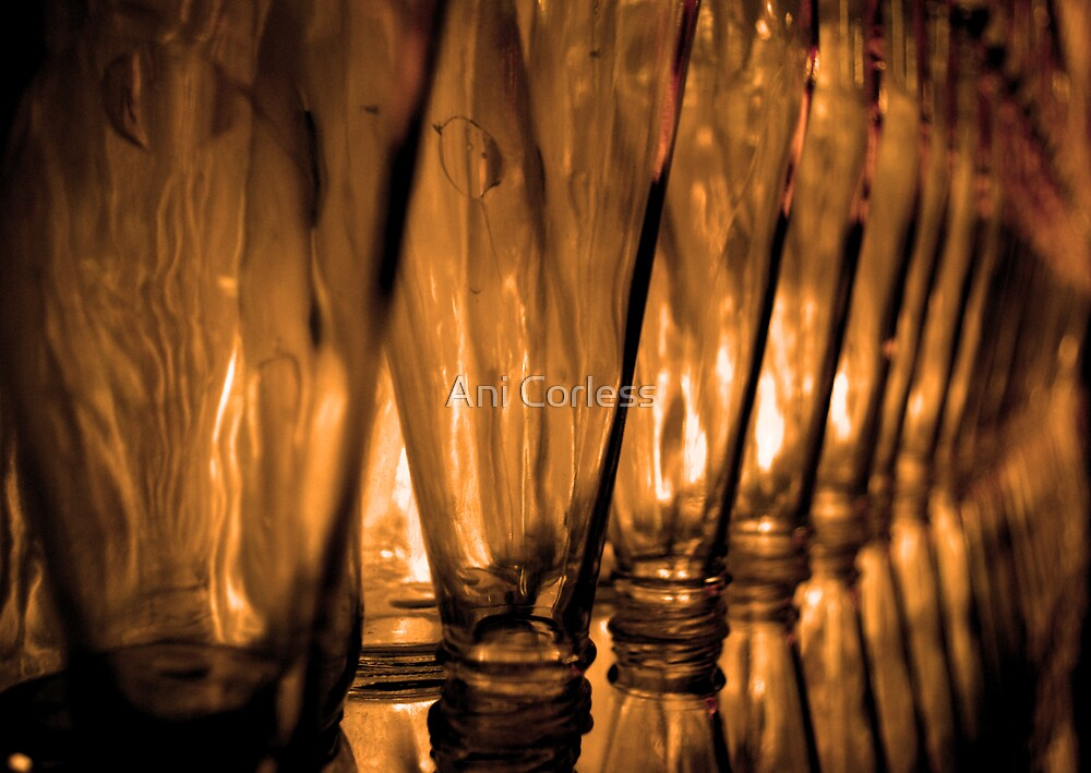 Bottles by Ani Corless