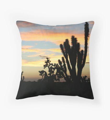 Cima Sky Throw Pillow