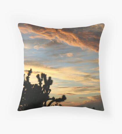 Cima Sky 3 Throw Pillow