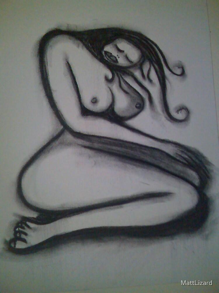 Woman by MattLizard