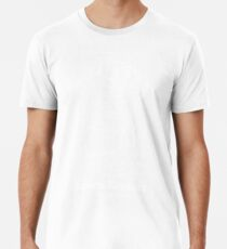 Space Saucers Patent Premium T-Shirt