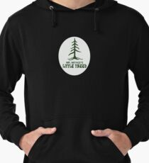 Mr. Miyagi's Little Trees - Dark Lightweight Hoodie