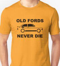 Ford Escort Mark 2 Unisex T-Shirt