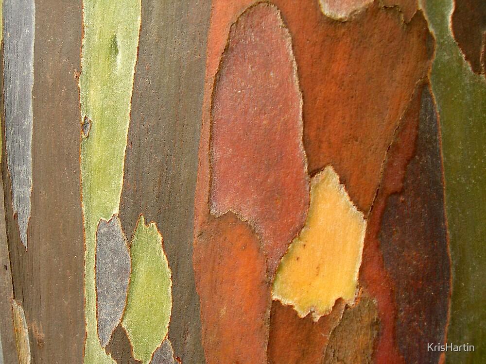 Colorful Tree by KrisHartin