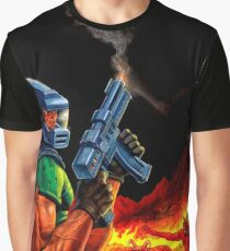 Doom Space Marine Graphic T-Shirt