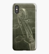 Ode to Cello  iPhone Case/Skin