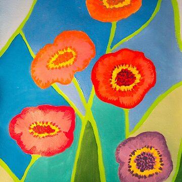 Alternative Poppies #RBSTAYCAY by LaHickmana