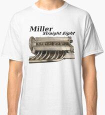 Miller Straight Eight Engine Classic T-Shirt