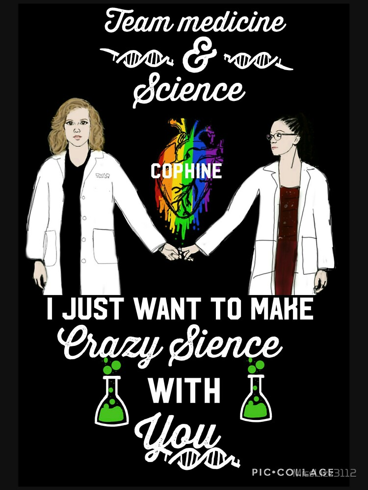 I just want to make crazy science with you by MissLizz3112