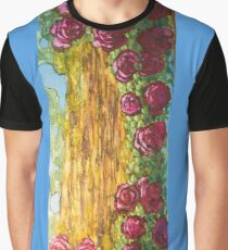Rambling Roses #RBSTAYCAY Graphic T-Shirt