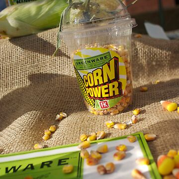 Corn Power by cklosowski
