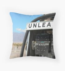 Stovepipe Wells Throw Pillow