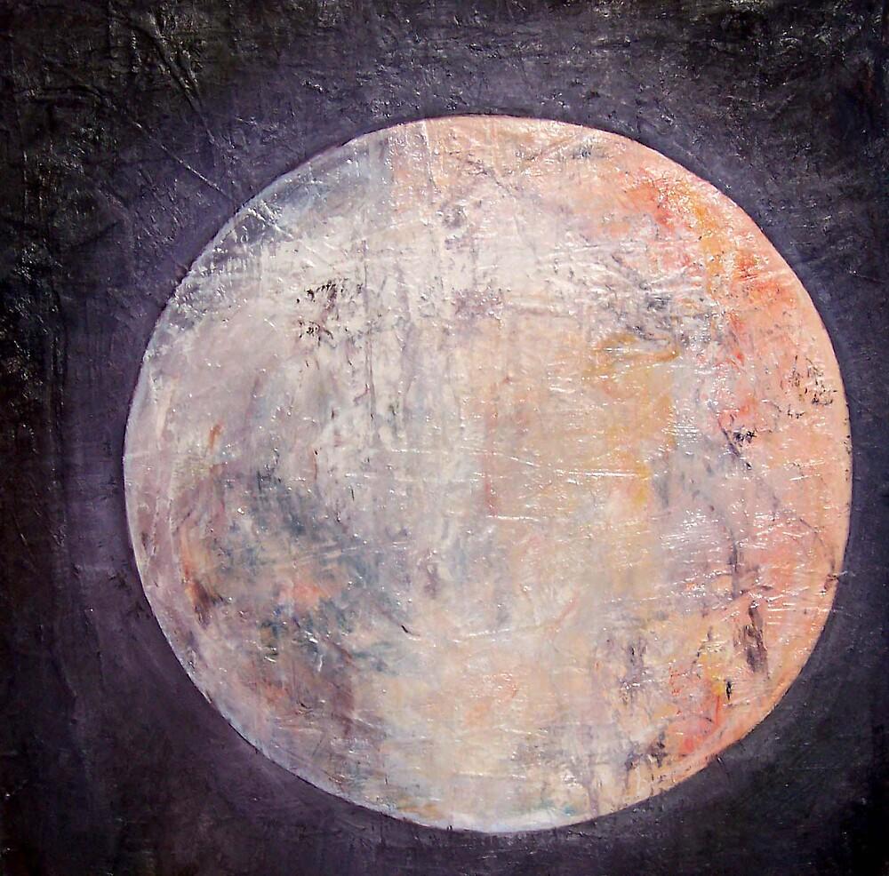 Moon Study 2 by Hannahmercedes