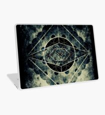 The eye of Saturn Laptop Skin