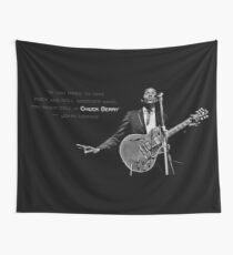 Rock and Roll Legend Wall Tapestry