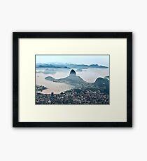 Rio de Janeiro, Brazil Framed Print