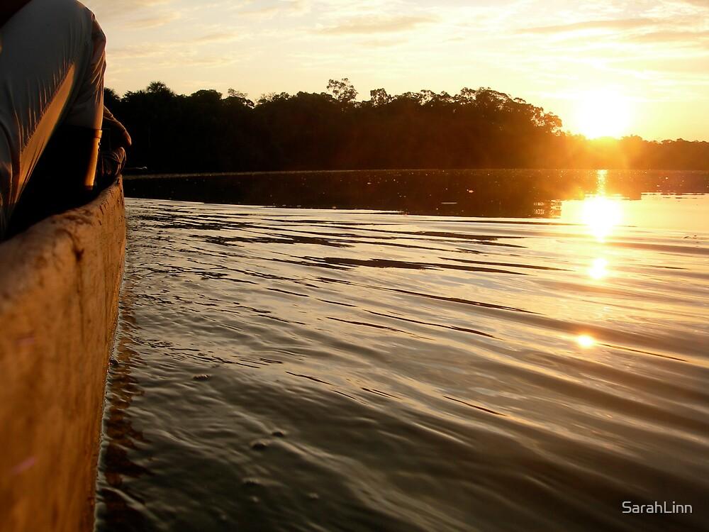 Canoe View by SarahLinn