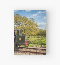 A1X (TERRIER) CLASS 0-6-0T NO.W8 'FRESHWATER' Hardcover Journal