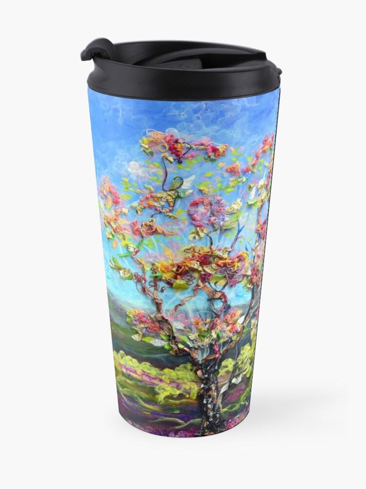 Alternate view of Refresh Travel Mug