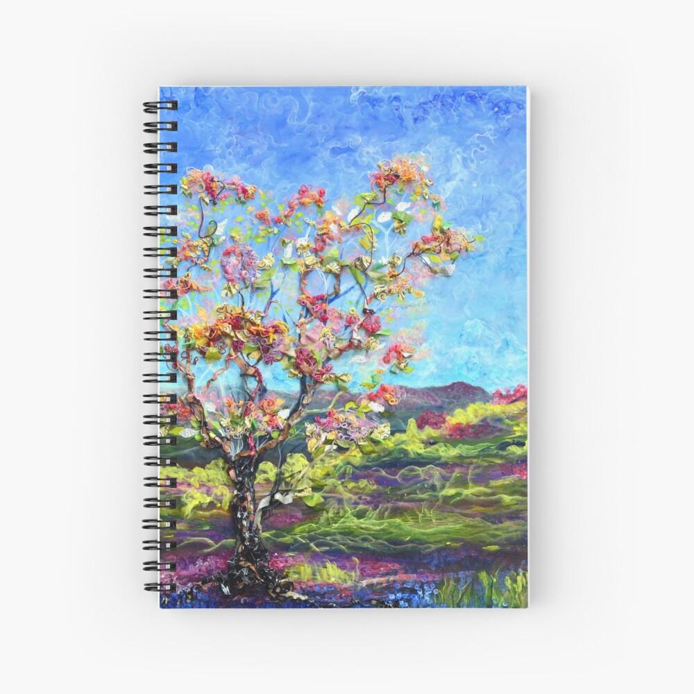 Refresh Spiral Notebook