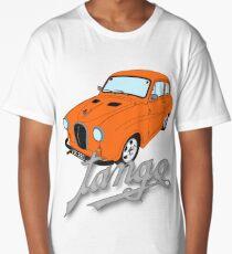 Austin A35 - Tango Text - Orange Modified Custom Beast Long T-Shirt