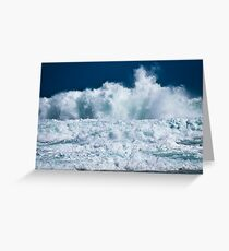 Oceanic Greeting Card