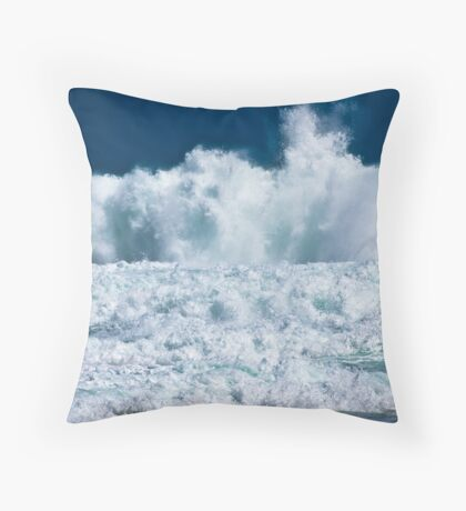 Oceanic Throw Pillow