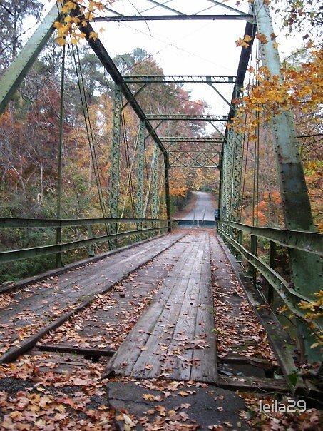 The Broken Bridge by leila29