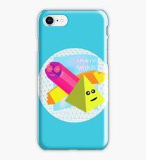 SPORTS! iPhone Case/Skin