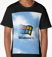 Windows 95 Long T-Shirt
