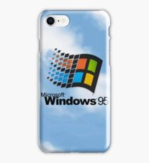Windows 95 iPhone Case/Skin