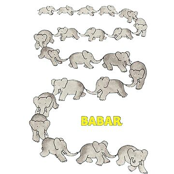 Babar by fakebadger