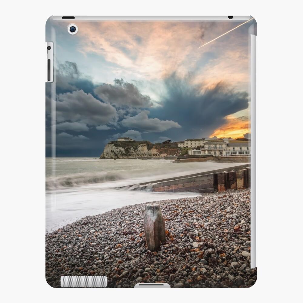 Storm At Freshwater Bay iPad Case & Skin